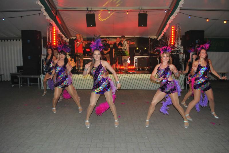 Die Meeta Girls aus Meerane mit Ihrer Show!