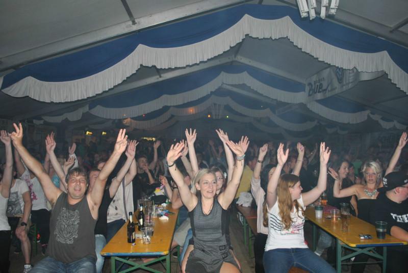 Wie immer tolle Stimmung in Rodewisch! :)