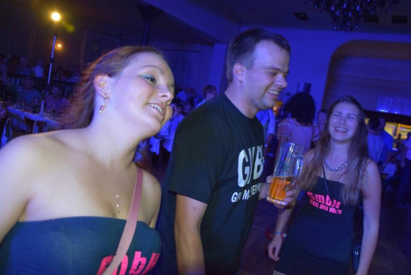 Die GmBh Truppe aus Silberstraße war wieder mit am Start! :)