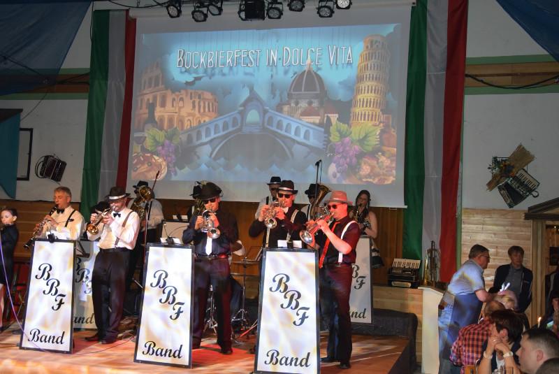 Die Crandorfer Musikanten......
